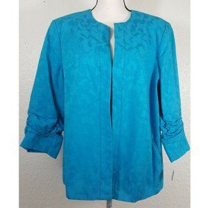 TanJay Womens Topper Jacket Plus Size 18 NEW